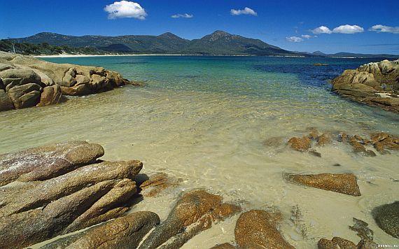 острова тасмания