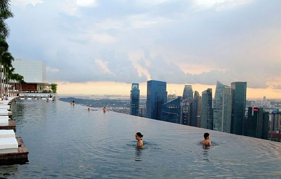 отель marina bay sands цена