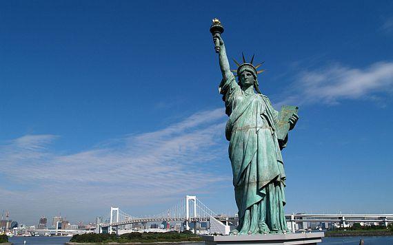 статуя свободы история