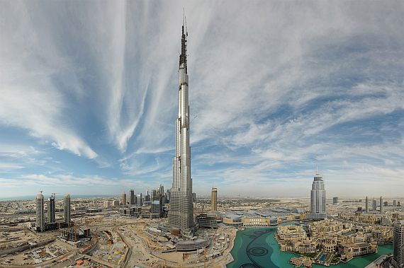 burj khalifa фото