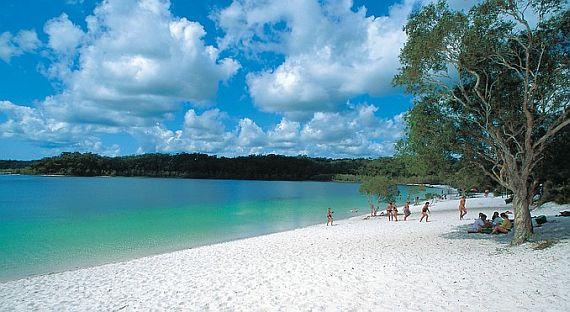 В самом чистом озере чистейшая вода и