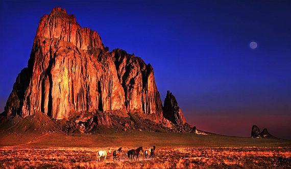 мистическая гора
