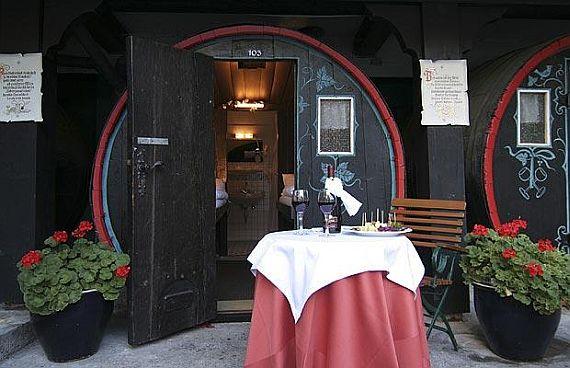 отель бочка