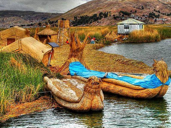 плавучие острова