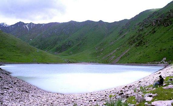 священное озеро