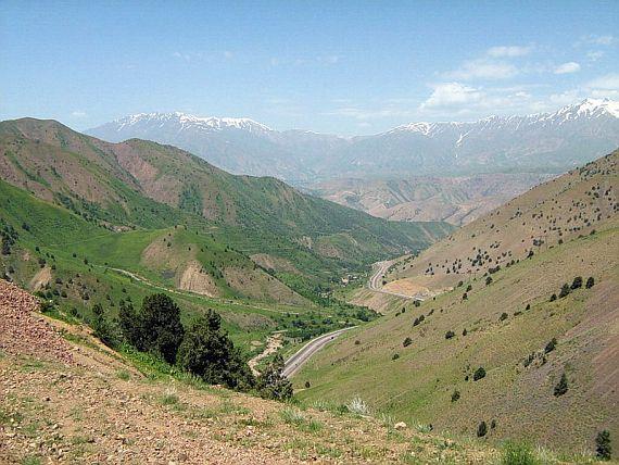 узбекистан ферганская долина