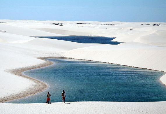 вода в пустыне