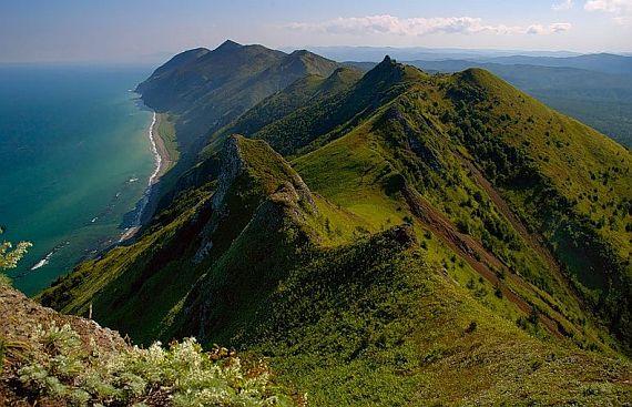 Самый большой остров в России