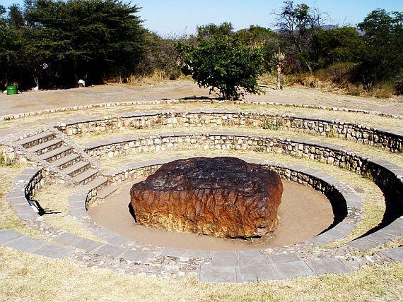 Гоба - самый крупный метеорит