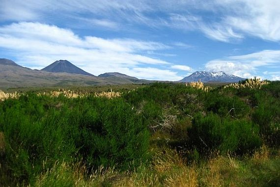 Национальный парк Tongariro