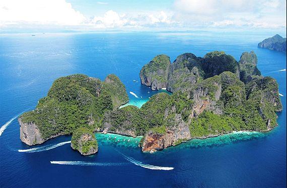 Острова Пхи-Пхи (фото и видео)