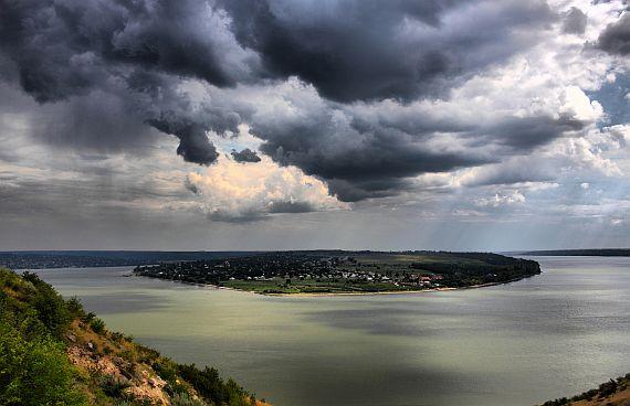 Пейзажи Молдовы
