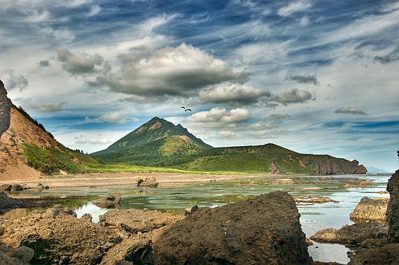 Природа сахалина - остров яркой природы