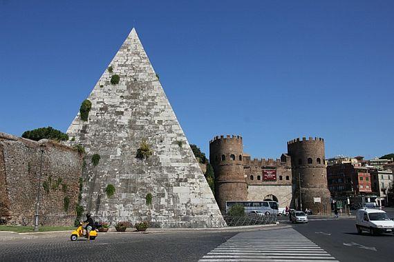 Римская пирамида