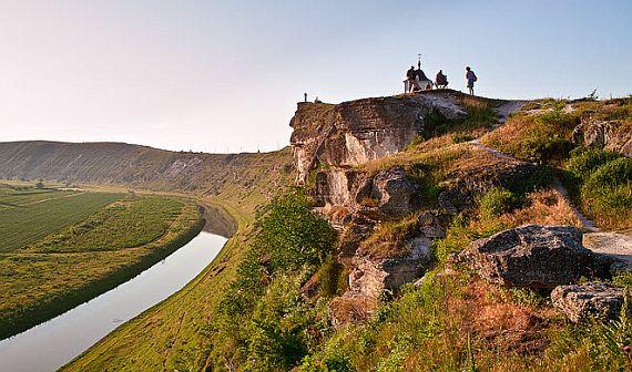 Сказочные пейзажи Молдавии