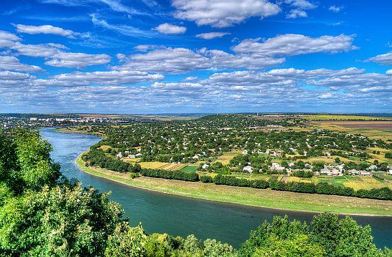 Сказочные пейзажи Молдовы