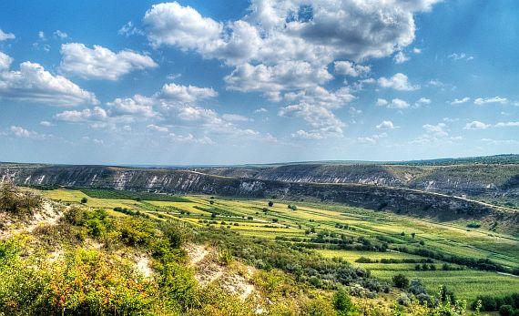 Сказочный пейзажи Молдовы фото