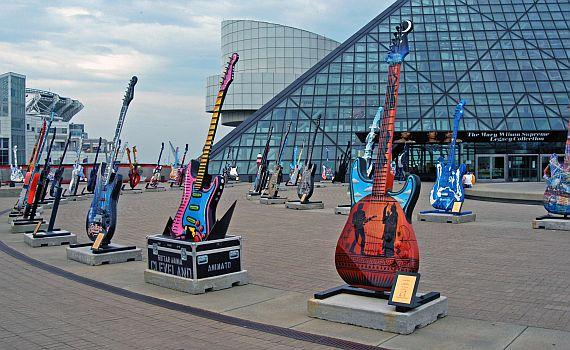 Зал славы рок н ролла