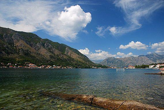 черногория боко которская бухта