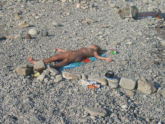 фото нудистов лисьей бухты