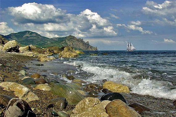 лисья бухта пляж