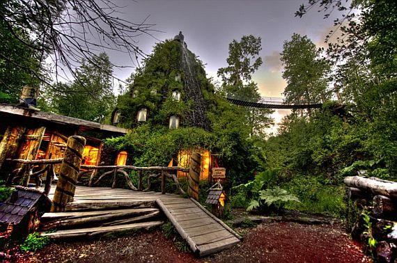 magic mountain lodge