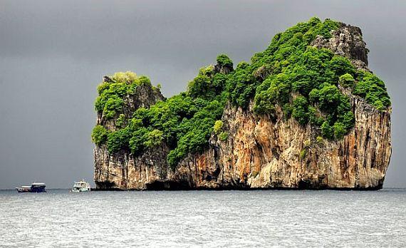 остров пхи пхи дон
