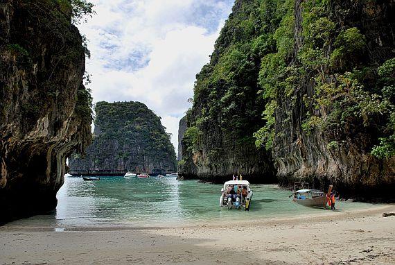 остров пхи пхи тайланд фото