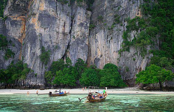 острова phi phi