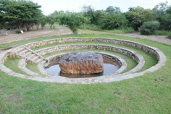 самый большой метеорит
