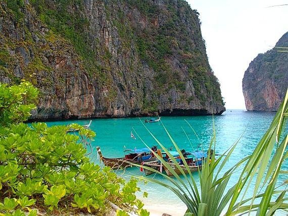 таиланд остров пхи пхи