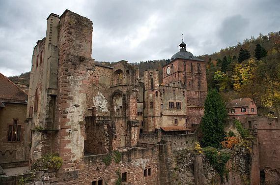 замок германии фото