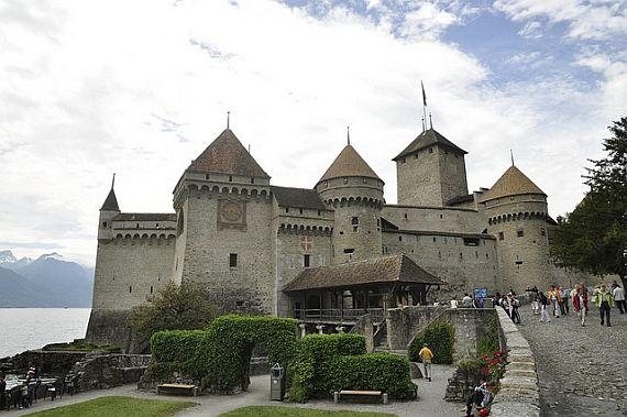 замок крепость