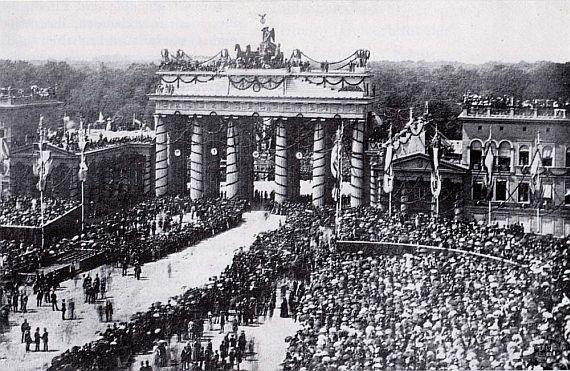 Brandenburgskie vorota
