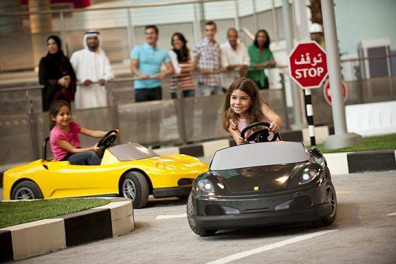 Ferrari park