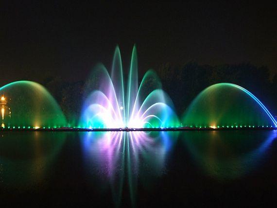 Украина фонтан в виннице