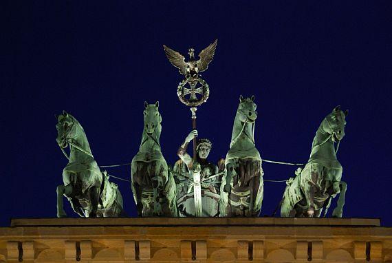 бранденбургские ворота история