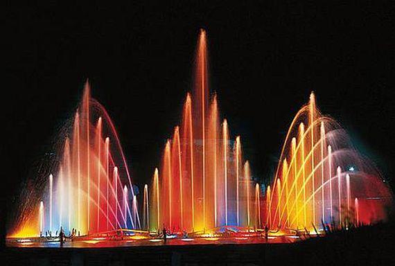 фонтан в виннице открытие видео