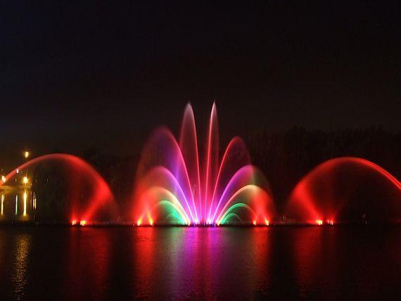 фонтан в виннице видео