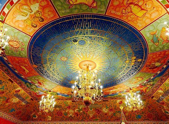 коломенский дворец фото