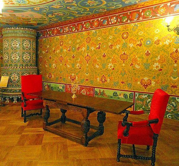 коломенский дворец царя Алексея