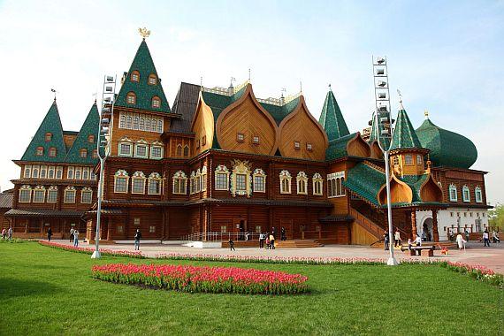 коломенское дворец алексея