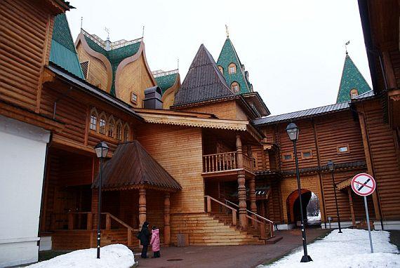 коломенское новый дворец