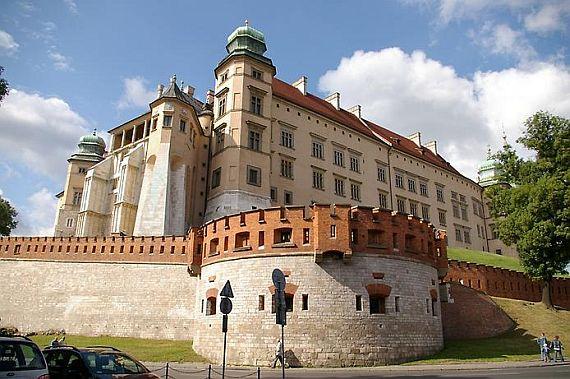 краков вавельский замок