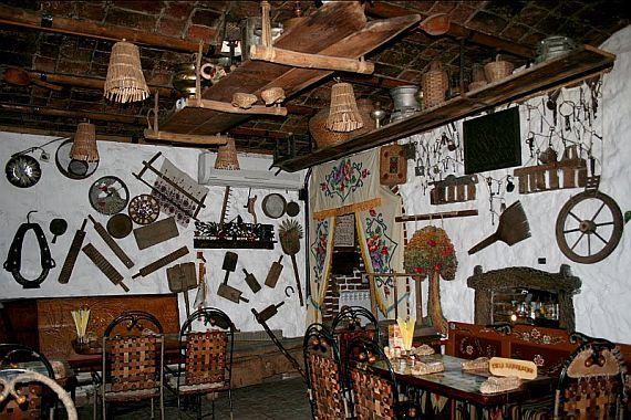 музей ресторан