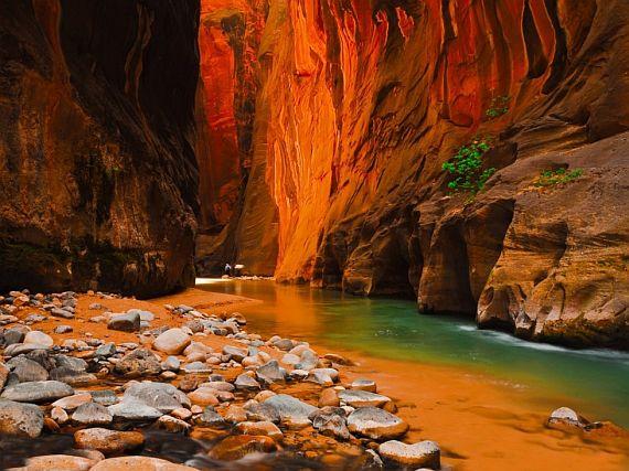 национальный парк Зайон (Zion)