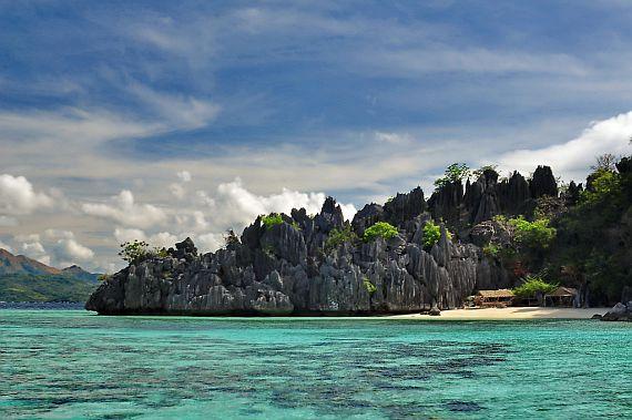 остров на филиппинах