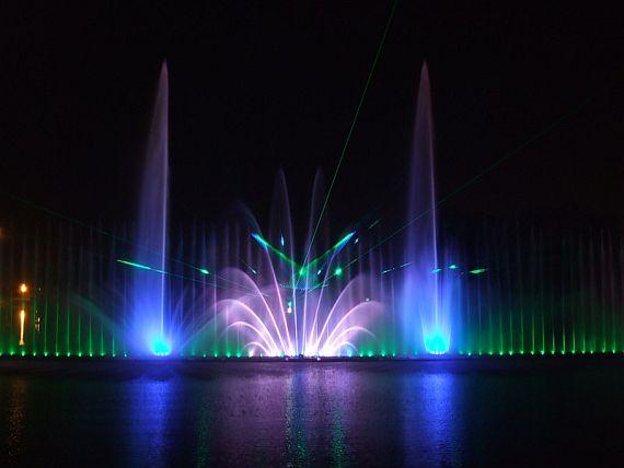 открытие фонтана в виннице