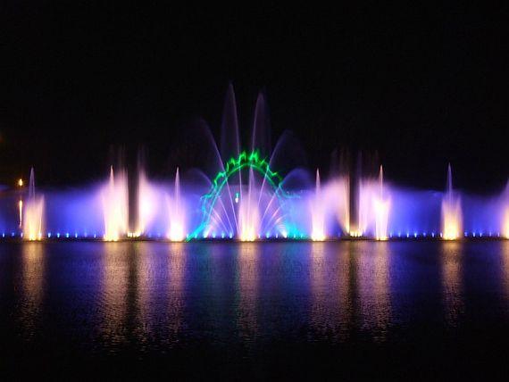 рошен фонтан на украине