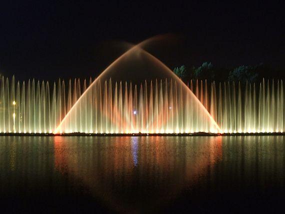 рошен фонтан